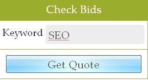 Биды - check bids